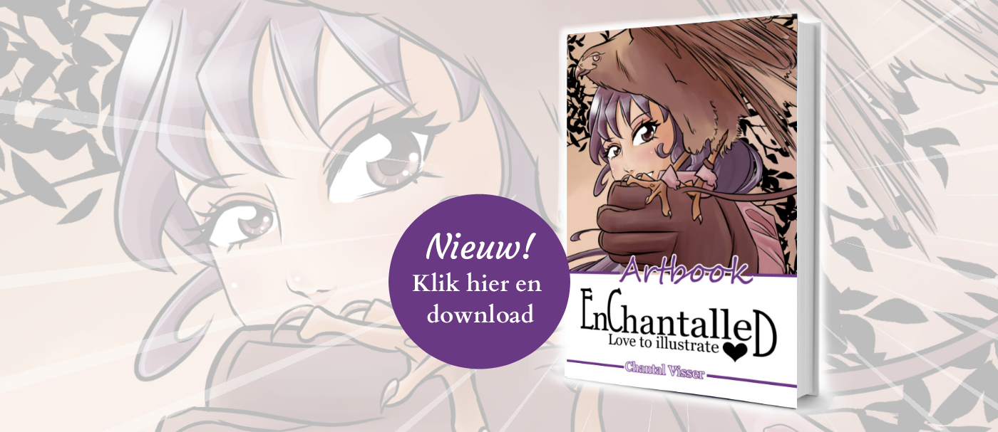 EnChantalled e-Artbook