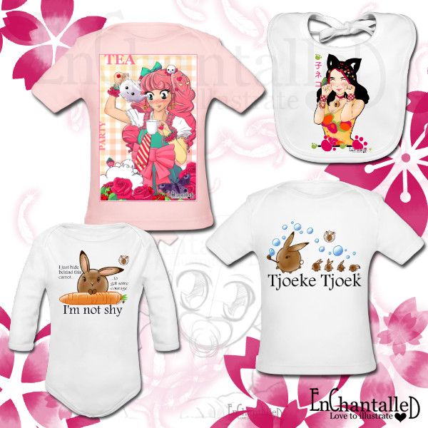 babykleding manga anime kawaii EnChantalled