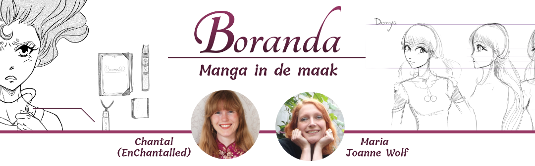 Hoe we de manga Boranda maken