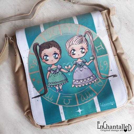 chibi zodiak tas tassen