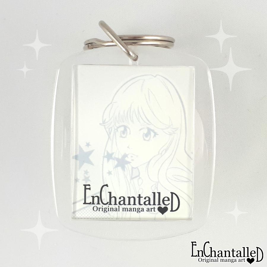 anime sleutelhanger i wish you the best enchantalled