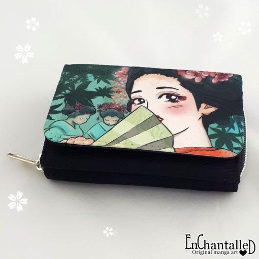portemonnee geisha in opleiding maiko