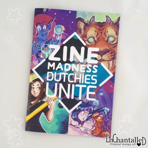 artzine_zine madness dutchies unite_Nederlandse conventie artists